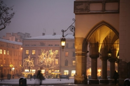 Cracow, Cloth Hall