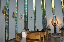 Cracow, Divine Mercy Sanctuary