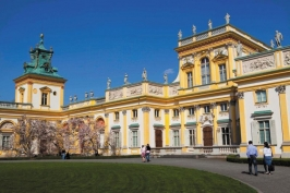 Wilanów, the Royal Palace